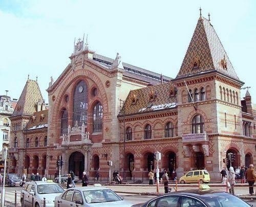 Központi Vásárcsarnok (Nagycsarnok), Budapest