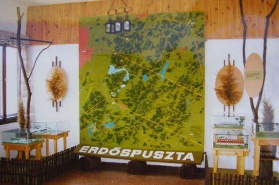 Erdőspusztai Bemutatóház, Debrecen