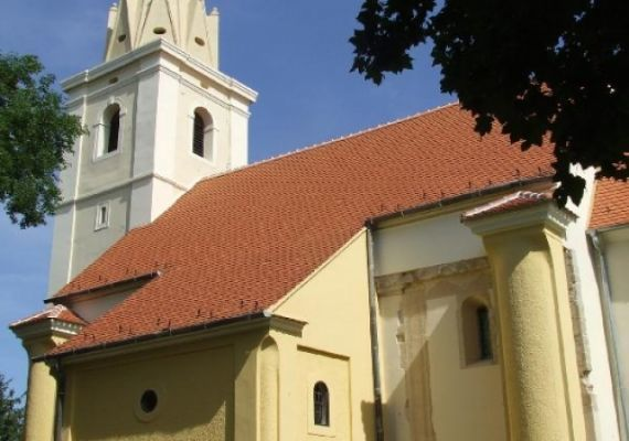 Evangélikus templom, Bük