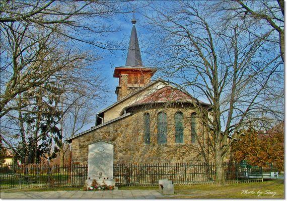 Gárdonyi Jézus Szíve Katolikus Templom, Gárdony