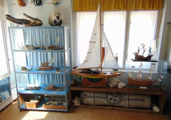 Hajózástörténeti Múzeum, Zebegény