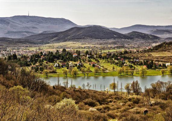Ilona-völgyi tanösvény, Parádfürdő