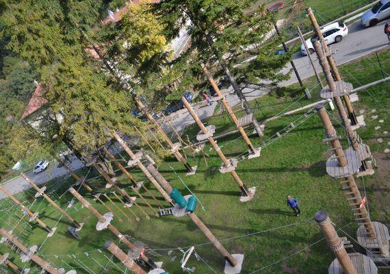 Lillafüredi Sport- és Kalandpark, Miskolc-Lillafüred