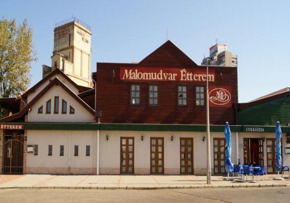 Malomudvar Étterem, Cukrászda és Rendezvényház, Gyöngyös