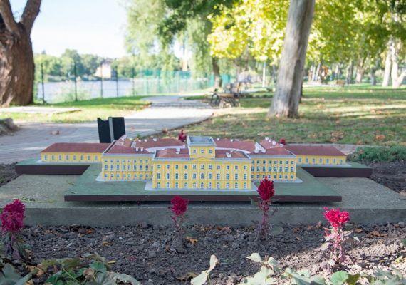 Mini-Magyarország makettpark, Kisbér