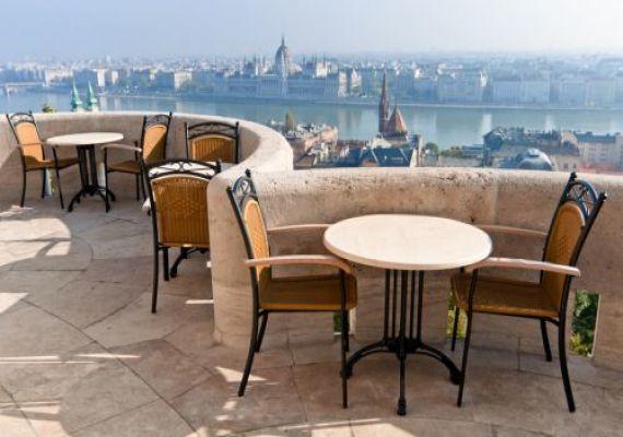 Halászbástya Étterem, Budapest