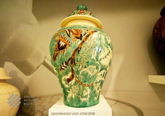 Zsolnay Porcelánmanufaktúra, Pécs