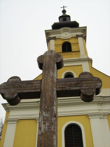 Görögkeleti Szerb Templom, Dunaújváros