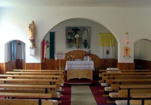 Kis Szent Teréz templom, Fűzvölgy