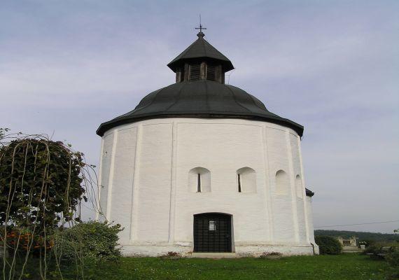 Szent Anna Kerektemplom, Kallósd