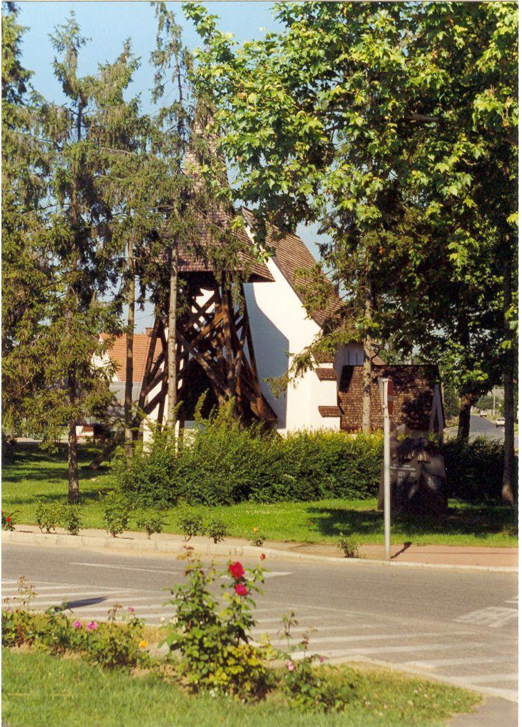 Árpád Kori műemlék Református Templom, Nyíracsád