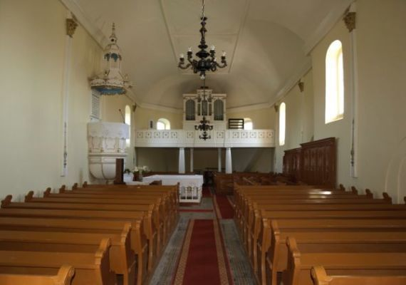 Apagyi Református templom, Apagy