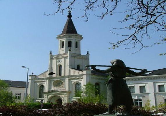 Református templom, Nyíregyháza