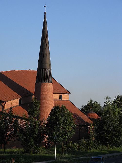 Evangélikus templom, Dunaújváros