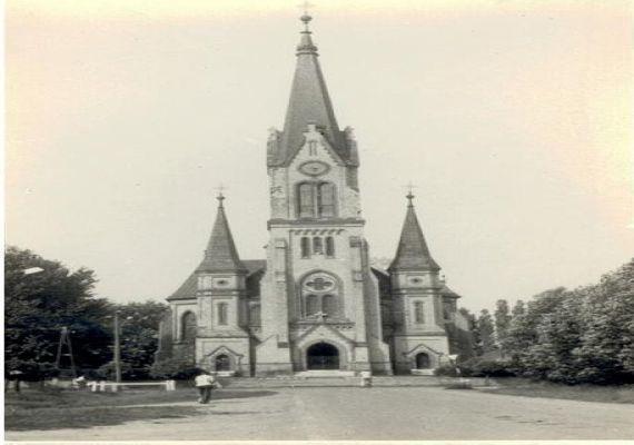 Nagyboldogasszony Templom, Jászkarajenő