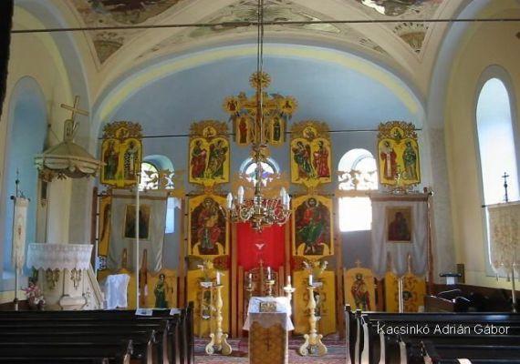Istenszülő születése templom, Tornabarakony