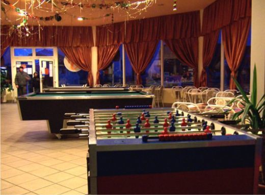 Vital-Fitt Sportcentrum, Nagyvenyim