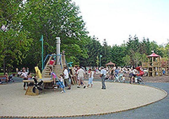 Kalandváros Játszópark, Szombathely
