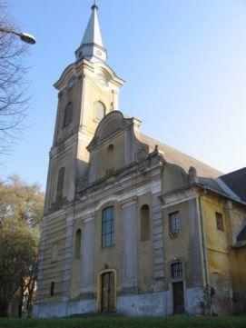 Alsóvárosi templom és kolostor_Zala megye Látnivalók , Alsóvárosi...