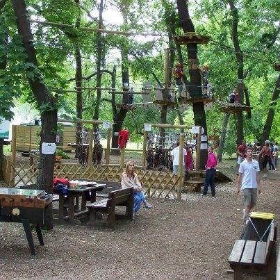 Orczy Kalandpark, Budapest