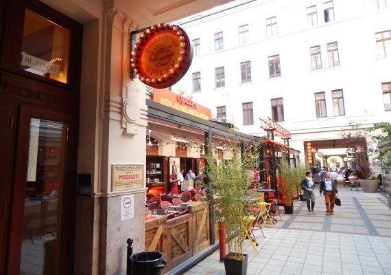 Spíler Shanghai Event Room & Secret Bar, Budapest