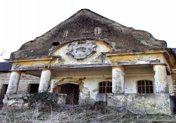 Strasszer-kastély, Igar