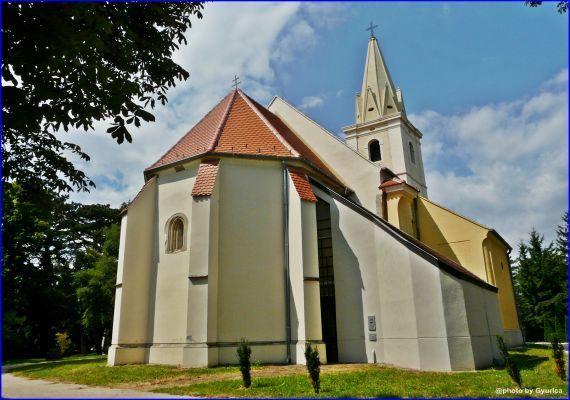 Szent Kelemen plébániatemplom, Bükfürdő
