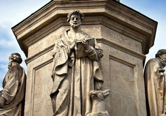 Szentháromság-szobor, Baja