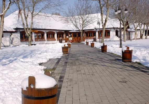 Tanyacsárda, Lajosmizse