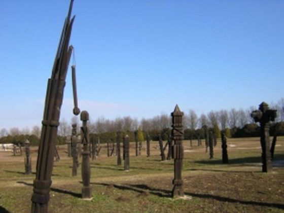 Mohácsi Történelmi Emlékhely, Sátorhely