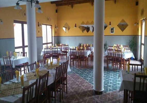Varjú étterem, Tapolca