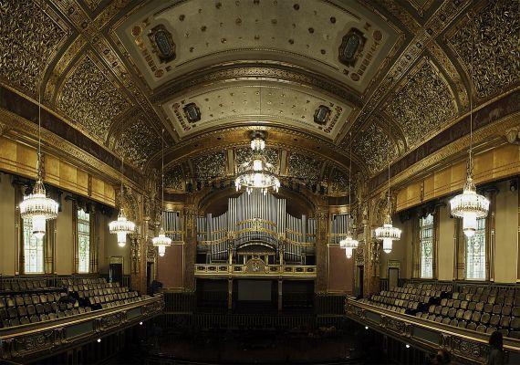 Zeneakadémia, Budapest