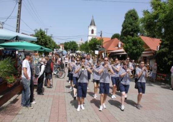 Pünkösdi szezonnyitó napok, Balatongyörök