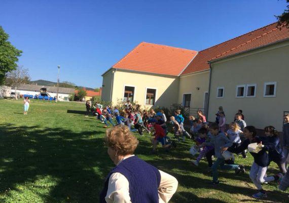 Nagy családi Húsvétolás és tojásvadászat, Balatongyörök
